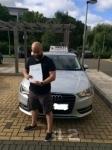 Tony (Borehamwood) passed with Hadley School Of Motoring