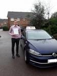 Ben (Colney Heath) passed with Hadley School Of Motoring