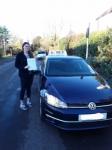 Grace (Colney Heath) passed with Hadley School Of Motoring
