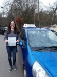 Ria (Barnet) passed with Hadley School Of Motoring