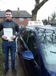 Mackenzie (Borehamwood) passed with Hadley School Of Motoring