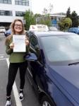 Daniella (Friern Barnet) passed with Hadley School Of Motoring