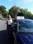 Melissa (Barnet) passed with Hadley School Of Motoring