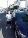 Jake (Barnet) passed with Hadley School Of Motoring