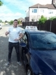 Rob (Barnet) passed with Hadley School Of Motoring