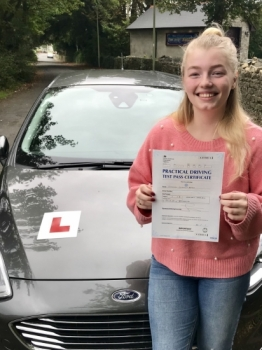 If anyone is looking for a driving instructor, I could not recommend Pete enough! Anyone who knows me knows how nervous and in my head I can get, but Pete completely put me at ease, taught me exactly what I needed to know but most importantly gave me the confidence to believe in my own abilities! Could not praise enough, thank you so much😆😆😆