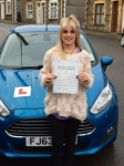 Alex Jenkins passed with Peter Hamilton Driving School