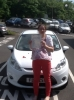 Alyson Roberts passed with Peter Hamilton Driving School