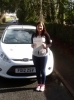 Ashleigh Brace passed with Peter Hamilton Driving School