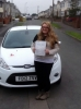 Bethan White passed with Peter Hamilton Driving School