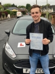Casey Deeks passed with Peter Hamilton Driving School