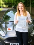 Catherine Chick passed with Peter Hamilton Driving School