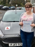 Danni-Elle Marsh passed with Peter Hamilton Driving School