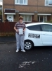 Jamie Broben passed with Peter Hamilton Driving School