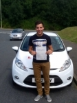 Jason James passed with Peter Hamilton Driving School