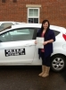Joanne Wilshire-Whyte passed with Peter Hamilton Driving School