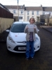 Joel Handley passed with Peter Hamilton Driving School
