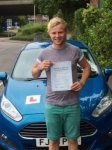 Jonathan Hapgood passed with Peter Hamilton Driving School