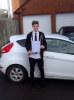 Jonathan Hooper passed with Peter Hamilton Driving School