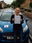 Karoline Antonie Muldal passed with Peter Hamilton Driving School