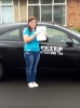 Katie Durnell passed with Peter Hamilton Driving School