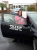 Laura Marchant passed with Peter Hamilton Driving School