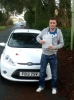 Luke Richards passed with Peter Hamilton Driving School
