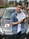 Morgan Lawrence From Bridgend passed with Peter Hamilton Driving School