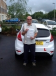Paul Lausidsen passed with Peter Hamilton Driving School
