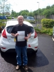 Philip Lauridsen passed with Peter Hamilton Driving School