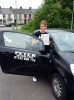 Sam Cornish passed with Peter Hamilton Driving School