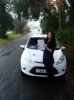 Sarah Farthing passed with Peter Hamilton Driving School