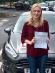 Sophie Owens passed with Peter Hamilton Driving School