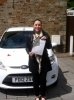 Tanyth Roberts passed with Peter Hamilton Driving School