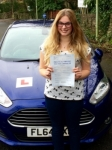 Tean Rudd passed with Peter Hamilton Driving School