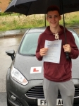 Thomas Davies passed with Peter Hamilton Driving School
