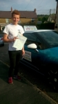 Aaron passed with Pass With Phil Driving School