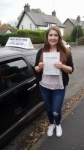 Amy passed with Pass With Phil Driving School