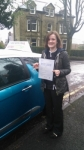 Annie passed with Pass With Phil Driving School