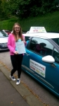 Antonia passed with Pass With Phil Driving School