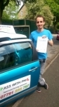 Ashley passed with Pass With Phil Driving School