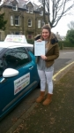 Beth passed with Pass With Phil Driving School