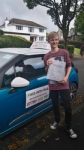 Brad passed with Pass With Phil Driving School