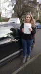 Charlotte passed with Pass With Phil Driving School