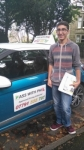 Danny passed with Pass With Phil Driving School