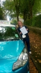 Debra passed with Pass With Phil Driving School