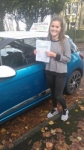 Eleanor passed with Pass With Phil Driving School