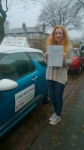 Ella passed with Pass With Phil Driving School