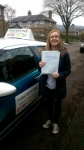 Ellie passed with Pass With Phil Driving School
