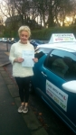 Emelie passed with Pass With Phil Driving School